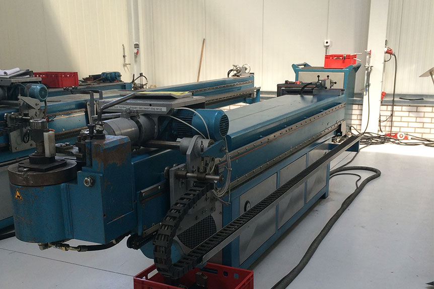 CNCbuigmachine TCBuigen