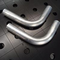 Aluminium buizen buigen